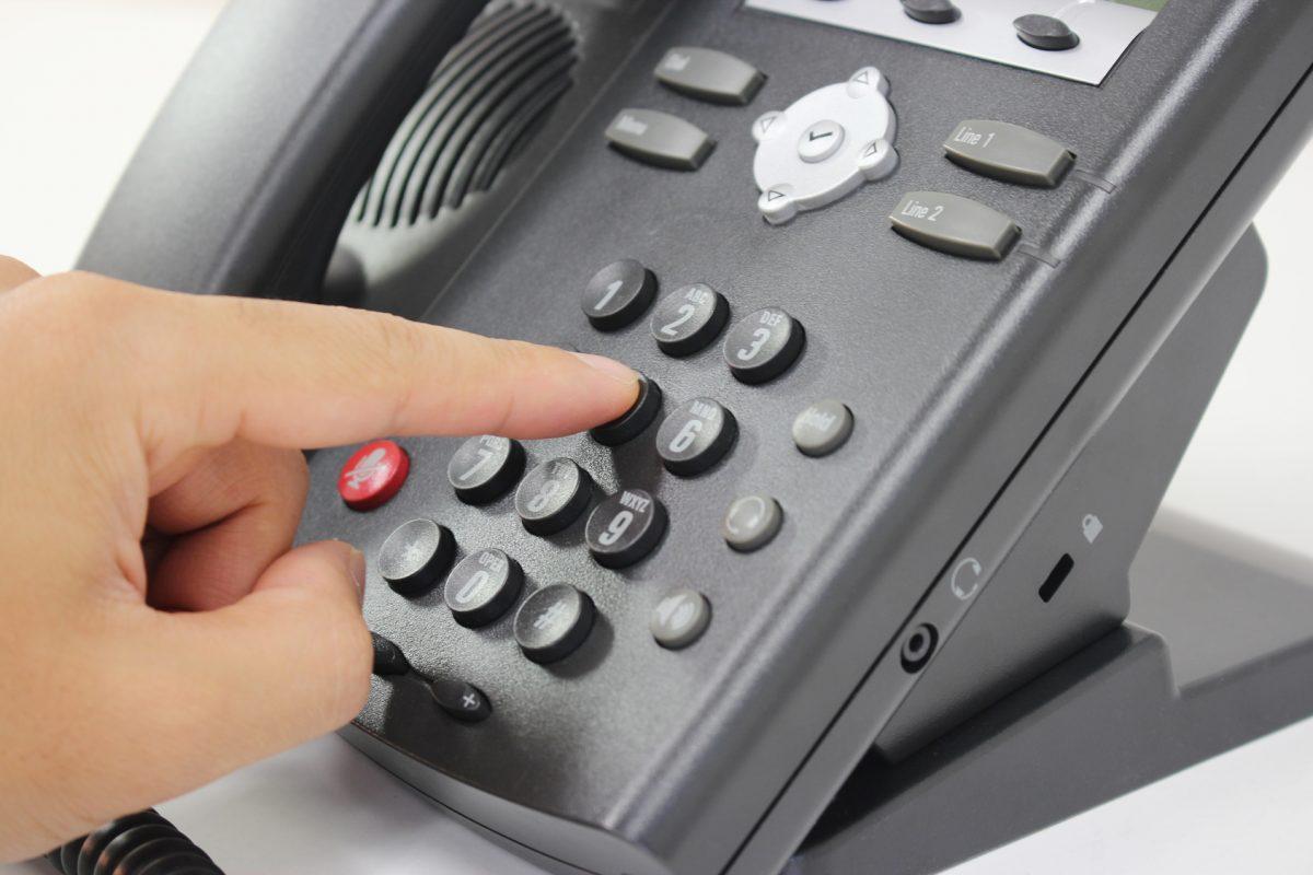 固定電話回線 廃止